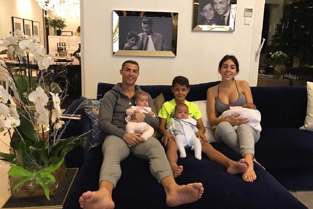Ronaldo Georgina Filhos Filhos De Ronaldo Já Respondem A Perguntas! Veja Aqui O Ternurento Momento