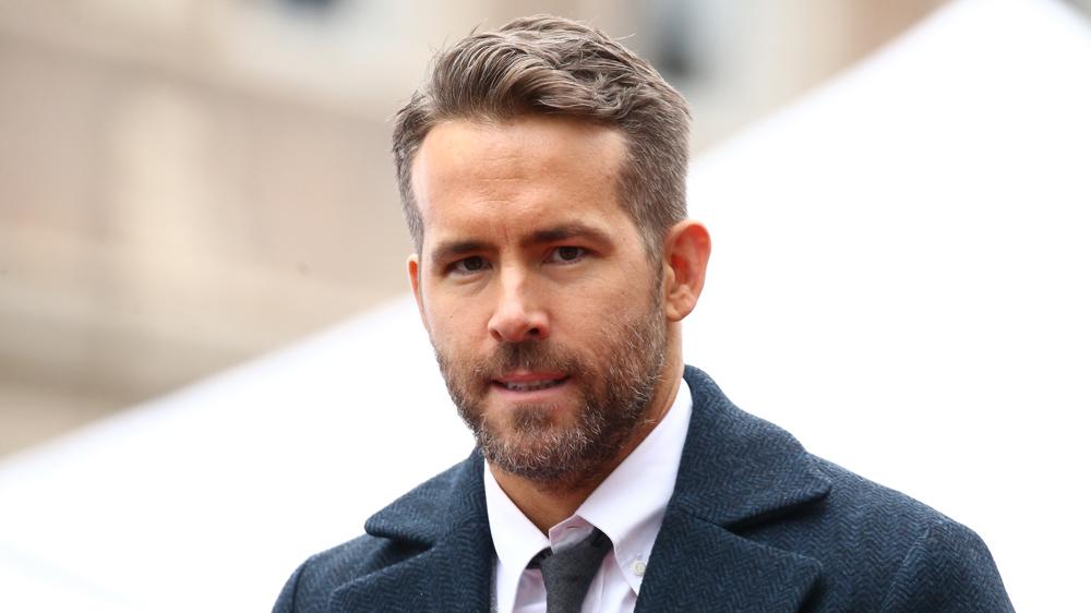 Ryan Reynolds 2 Reynolds É O Ator Mais Bem Pago De Hollywood