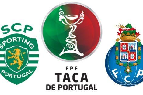 Sporting Porto Taca De Portugal Sporting X Porto. Final Da Taça De Portugal Em Direto Na Rtp1