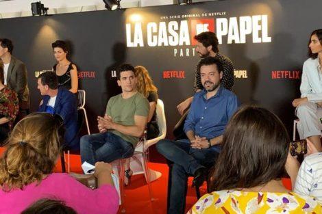 1561622304479 'Casa De Papel': 4ª Temporada A Caminho