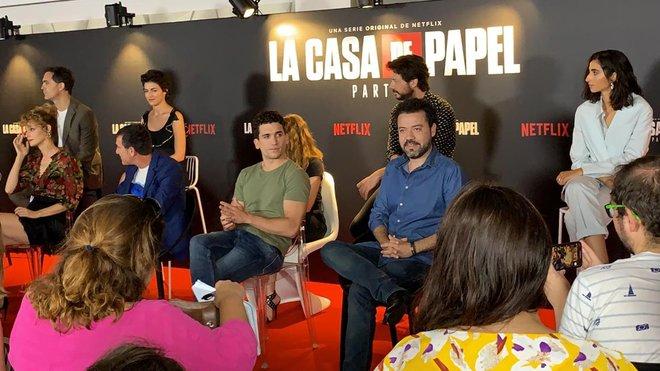 1561622304479 Gravações Da 4.ª Temporada De 'La Casa De Papel' Já Terminaram