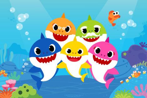 Baby Shark Fenómeno De Sucesso! Anunciada Série De Baby Shark