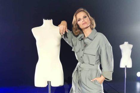 Cristinaferreira É Costureira? Um Dos Vestidos Para Cristina Ferreira Usar Nos Globos Pode Ser Feito Por Si