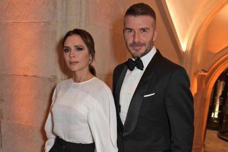 David Victoria Beckham David Beckham Apanhado Com 'Ex' Do Filho