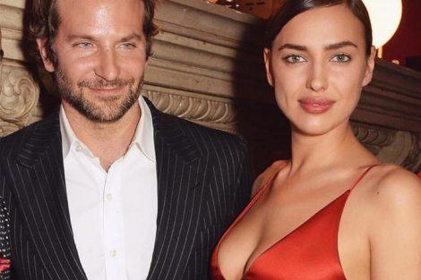bradley cooper irina shayk Irina Shayk e Bradley Cooper nem se falam