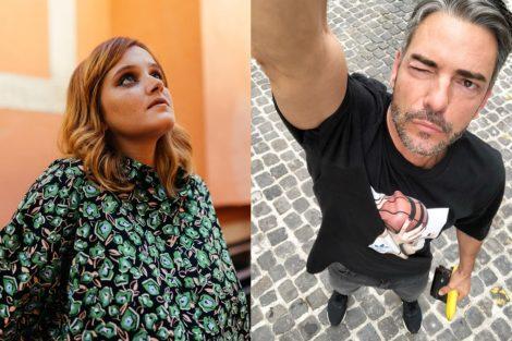 Carolina Deslandes Claudio Ramos Quem Tem Razão? Cláudio Ramos Ou Carolina Deslandes? Fãs Dão Opinião