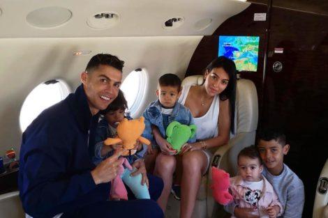 Cristiano Ronaldo Georgina Filhos Fotos! Descubra O Destino Escolhido Por Ronaldo Para Umas Férias De Luxo Em Família