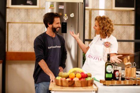 Cristina Ferreira Jose Avillez Chef José Avillez Alerta Cristina Ferreira Para Erro Muito Comum Cometido Na Cozinha