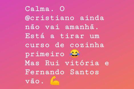 Dailycristina 61285290 869333796745588 3736243012472711397 N Cristina Ferreira Recebe Fernando Santos E Rui Vitória No Programa Da Sic