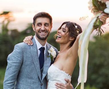daniel oliveira andreia rodrigues Daniel Oliveira e Andreia Rodrigues celebram dois anos de casamento