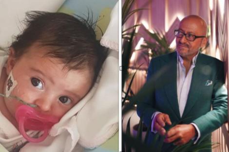 manuel luis goucha 2 Manuel Luís Goucha ajuda bebé com doença rara