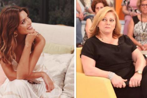 Maria Cerqueira Gomes Catia Goarmon 'Você Na Tv': Microfone Fica Ligado E Ouve-Se &Quot;Aldrabona&Quot; Em Direto