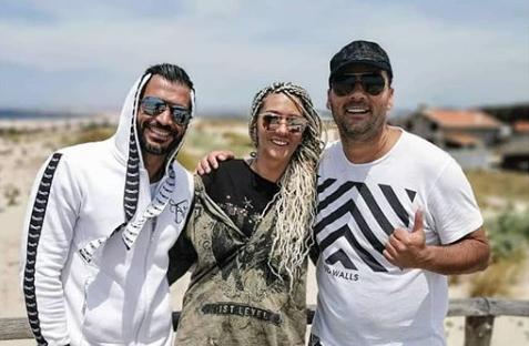 maria leal Maria Leal prepara novo videoclipe com Bruno Savate