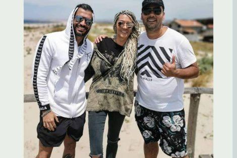 maria leal1 1 Maria Leal prepara novo videoclipe com Bruno Savate