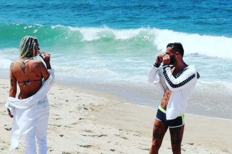 maria leal4 1 Maria Leal prepara novo videoclipe com Bruno Savate