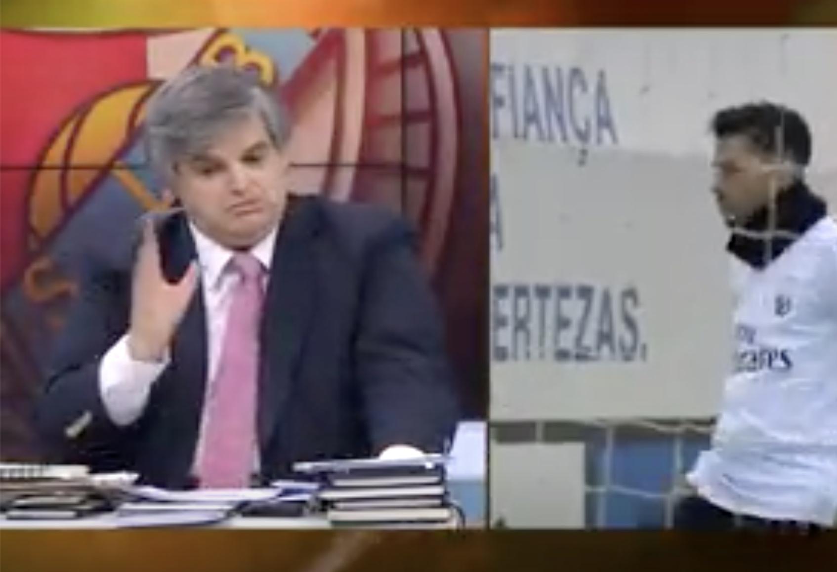 Pedro Guerra Insólito! Pedro Guerra Parte &Quot;Só Um Copo&Quot; No 'Prolongamento'
