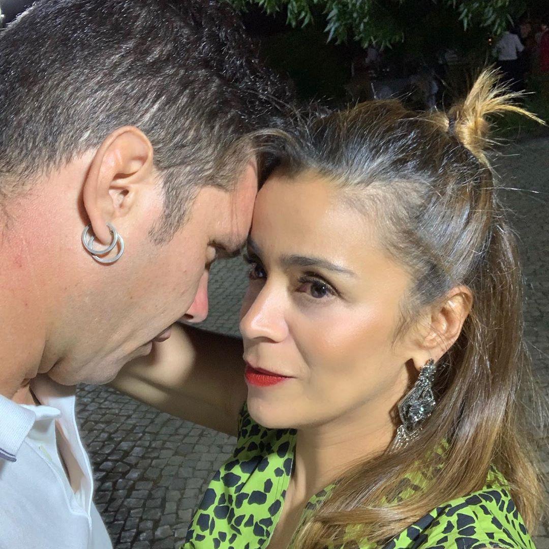 Ritaferro Rita Ferro Rodrigues Deixa Mensagem Especial Ao Marido