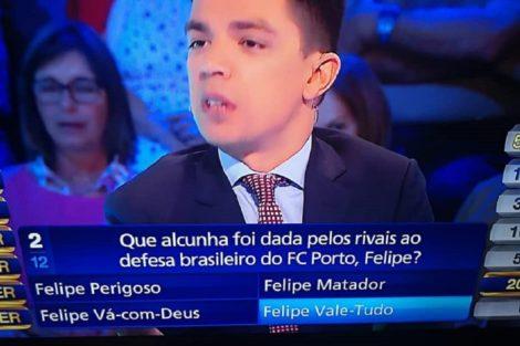 Vasco Palmeirim Joker Fãs Do Fc Porto Revoltados Com Vasco Palmeirim Após Polémica Pergunta No 'Joker'