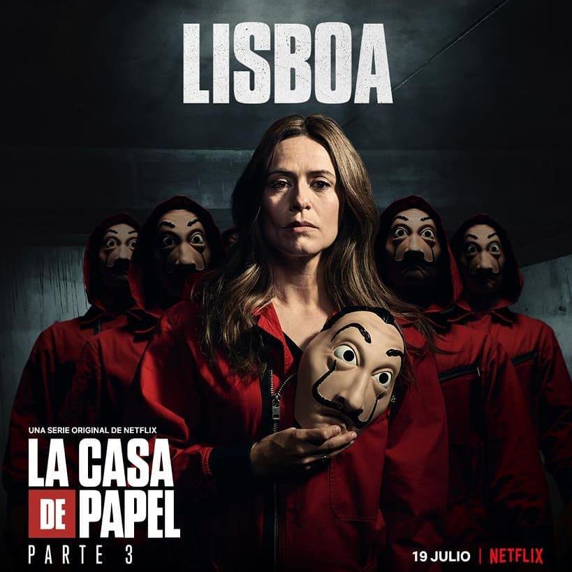 65263834 853665358330195 2635595067574232091 N 'La Casa De Papel' Ensaia 'Roubo' Do Ouro Português