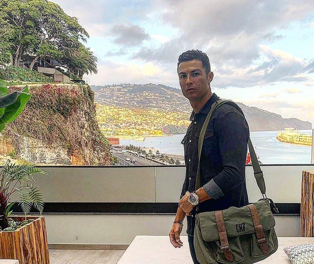 65388475 2340770189512399 264078577201711491 N E1564392584761 Cristiano Ronaldo Despede-Se Da Madeira: &Quot;Sempre Bom Passar Uns Dias Na Minha Linda Ilha&Quot;