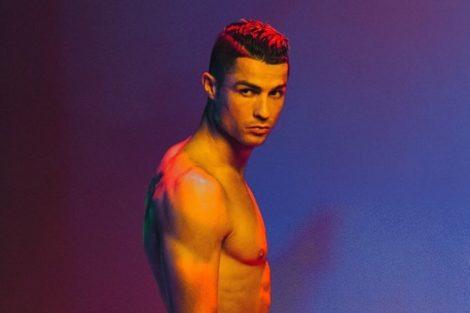 Cristiano 1 &Quot;Que Homem&Quot;! Cristiano Ronaldo Na Cama E Em Cuecas