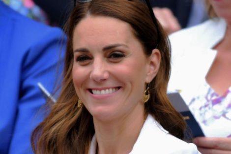 Kate Middleton Kate Middleton &Quot;Fala&Quot; Ao Coração Dos Britânicos