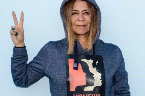 """Rita Ferro Rodrigues Rita Ferro Rodrigues responde a crítica de seguidor: """"Tenha calma!"""""""