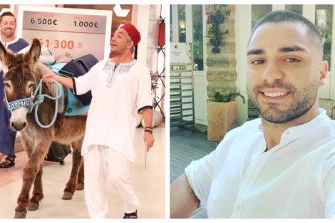 """Você na TV Polémica. Leandro chamado de """"camelo"""" no 'Você da TV!'"""
