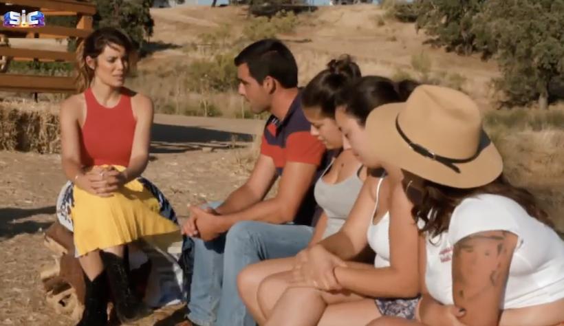 Agricultor Conversa 1 'Quem Quer Namorar Com O Agricultor?': António Tenta Pedir Desculpa A Débora
