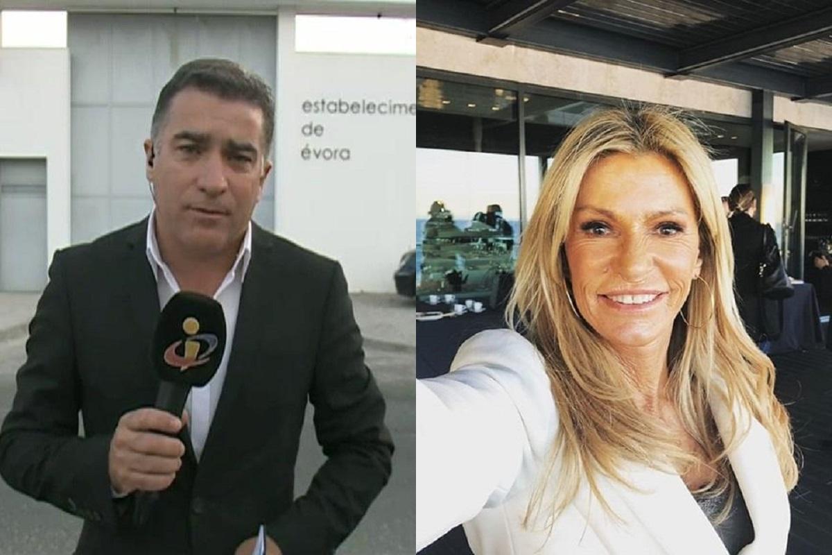 Amilcar Matos Cinha Jardim Jornalista Da Tvi Arrasa Cinha Jardim: &Quot;Gente Que Costumamos Mandar À M****&Quot;