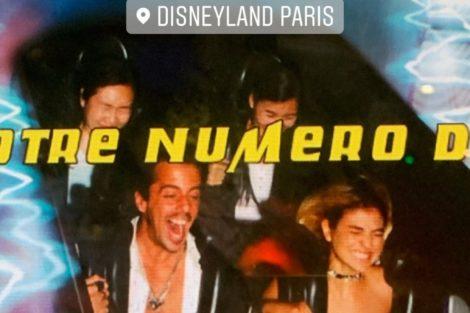 Barbara Bandeira Disney 1 Bárbara Bandeira E Kasha De Férias Em Paris E Há Novas Fotos Do Casal
