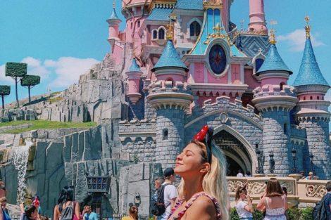 Barbara Bandeira Disney 4 Bárbara Bandeira E Kasha De Férias Em Paris E Há Novas Fotos Do Casal