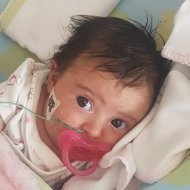 Bebe Matilde Bebé Matilde. Doações De 2 Milhões Pode Ser Sujeita A Imposto