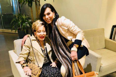 Betty Grafstein Jose Castelo Branco José Castelo Branco Partilha Novidades Do Estado De Saúde De Betty Grafstein