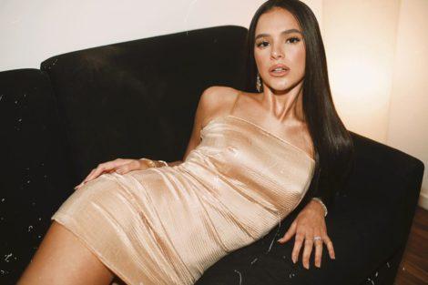 Brunamarquezine Bruna Marquezine Apanhada Com Ex De Kourtney Kardashian