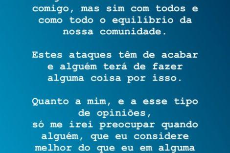 Carlos Costa Oficial 66843722 131710691386617 5353596762320512822 N Carlos Costa Responde A Críticas De Luísa Castel-Branco: &Quot;Lave Os Dentes&Quot;