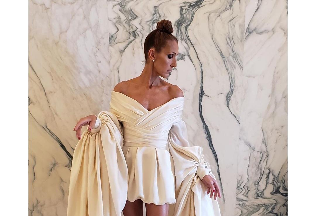 Celine Dion Ups! Céline Dion Mostra Mais Do Que Devia Durante Evento
