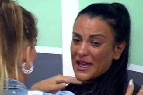 Cristiana Dionisio Like Me Arrasada Pelos Colegas, Cristiana Chora Em 'Like Me'