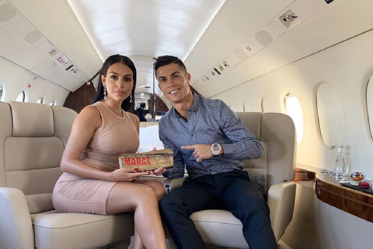 Cristiano Ronaldo Georgina Rodriguez Namorada De Ronaldo Exibe O Rabo E Deixa Os Seguidores Em Êxtase
