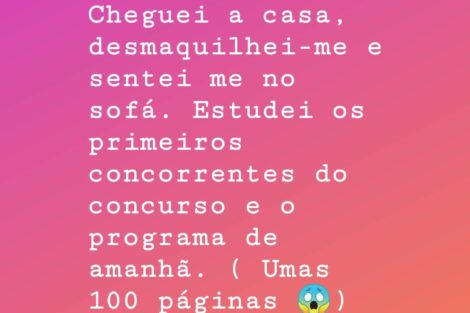 Cristina Ferreira Rotina Dia 7 Cristina Ferreira Partilha Rotina Do Seu Dia: &Quot;Se Isto Não É Paixão... Então Não Sei O Que É&Quot;