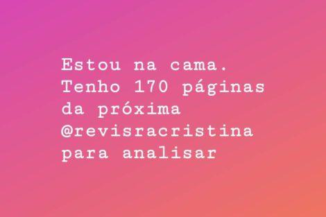 Cristina Ferreira Rotina Dia 9 Cristina Ferreira Partilha Rotina Do Seu Dia: &Quot;Se Isto Não É Paixão... Então Não Sei O Que É&Quot;