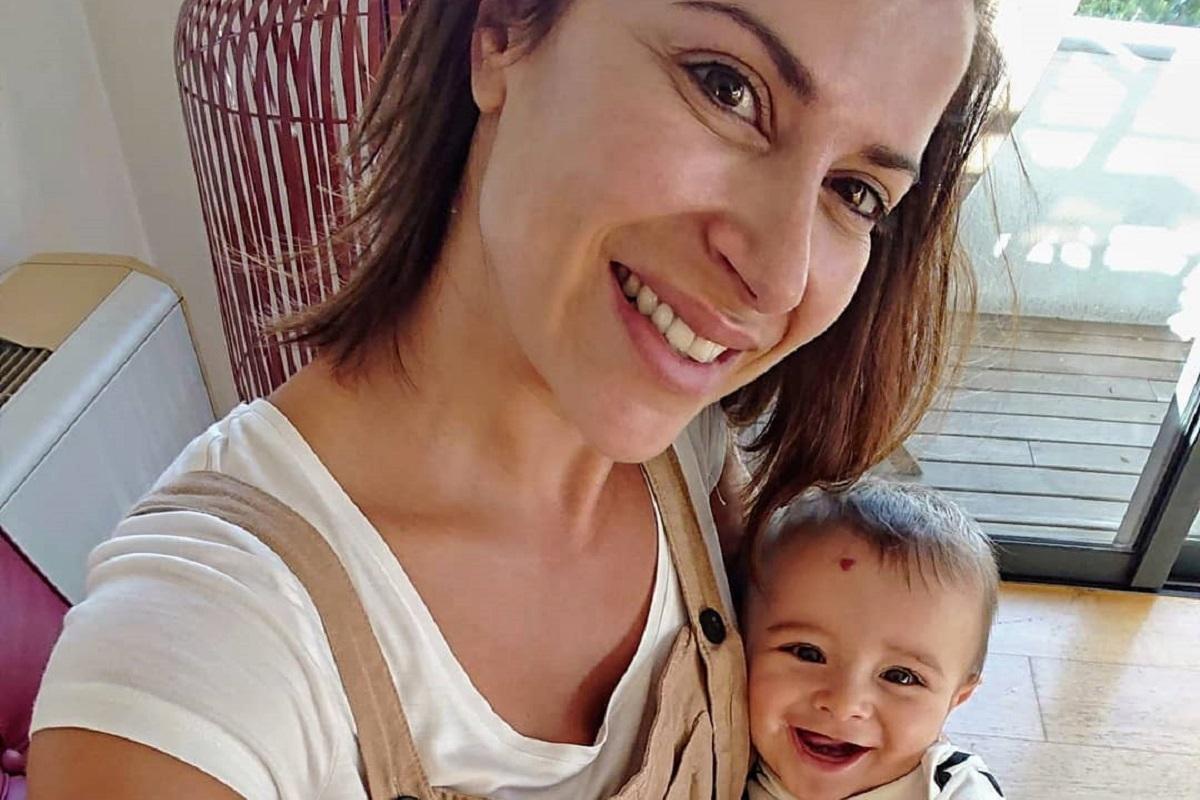 Dania Neto Salvador Sem Palavras! O Sorriso Do Filho De Dânia Neto Que Está A Deliciar Os Fãs