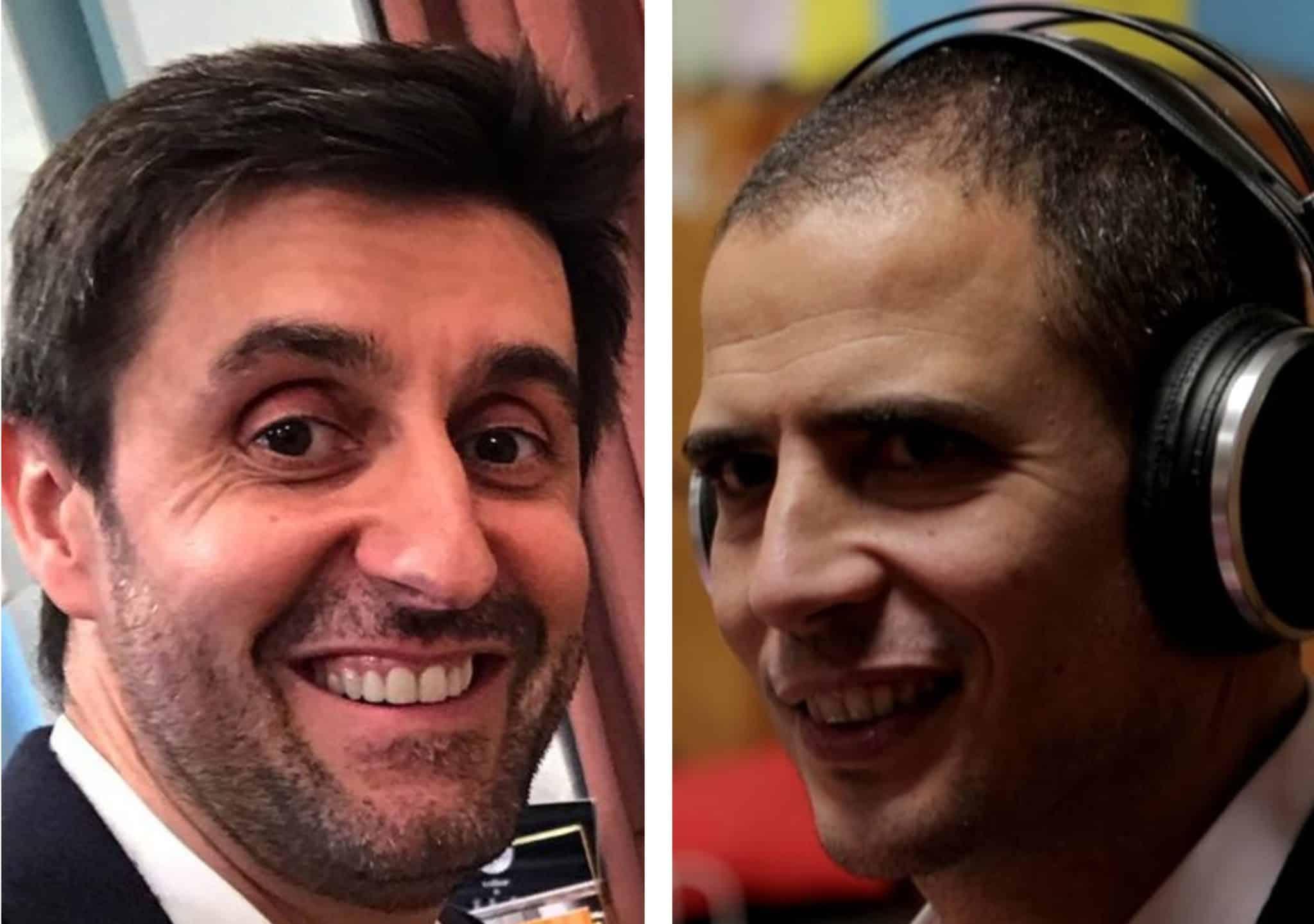 Daniel Oliveira, Ricardo Araújo Pereira