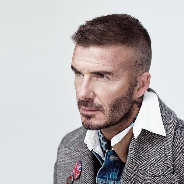 David Beckham Cada Vez Mais Perto De Hollywood, David Beckham Abre Produtora