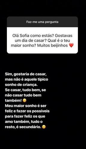 Erbtwertetwer Sofia Sousa Quer Voltar A Ser Mãe: &Quot;Gostava De Ter Mais Uma Menina&Quot;