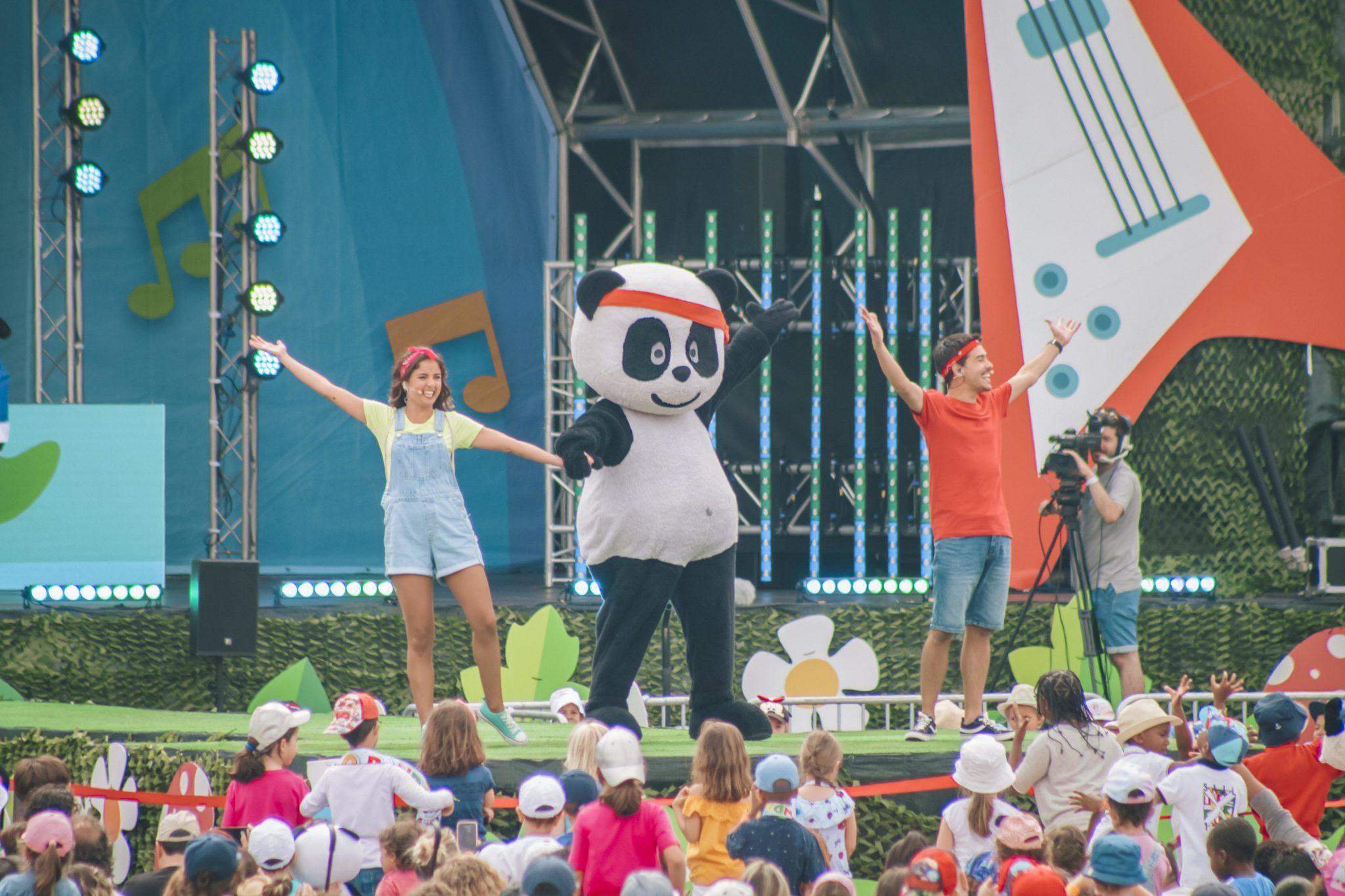 Festival Panda Festival Panda Chega A Viseu