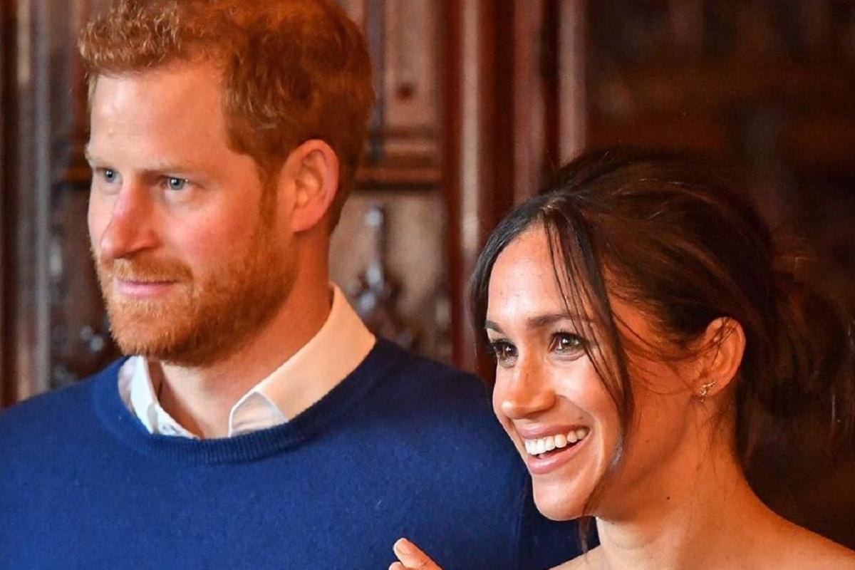 Harry Inglaterra Meghan Markle Meghan Markle Deseja Aumentar A Sua Família