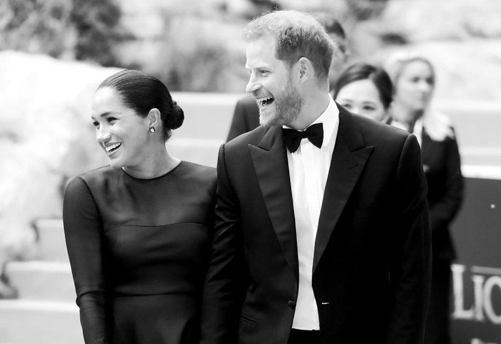 Harrymeghan Meghan E Harry Deixam De Ter Referências No Site Do Príncipe Carlos