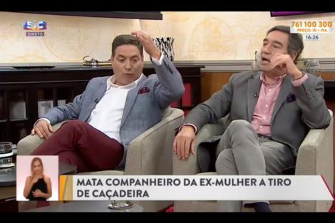 Hernani Carvalho Vitor Marques Sic! Hernâni Carvalho Para Vítor Marques: &Quot;Nem Você Nem O Papa Me Desmentem&Quot;