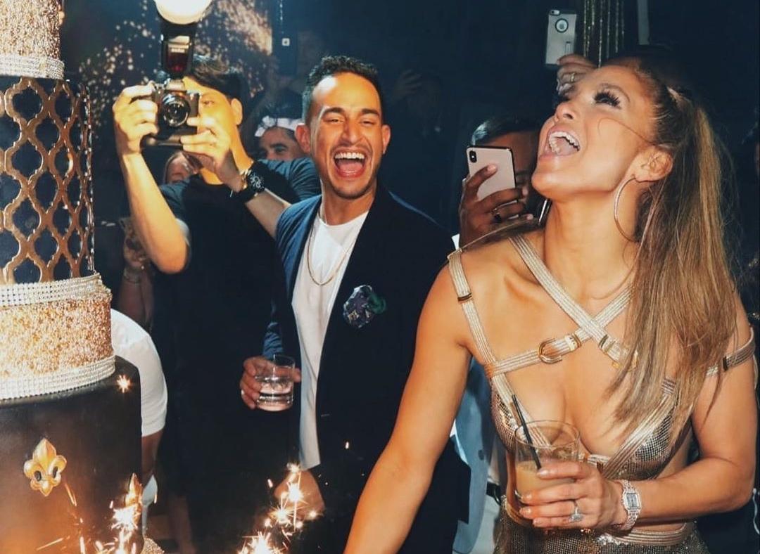 Jennifer Lopez Aniversario Jennifer Lopez Canta Os Parabéns Ao Noivo Em Pleno Concerto